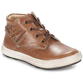 Schuhe Jungen Sneaker High GBB NINO Braun