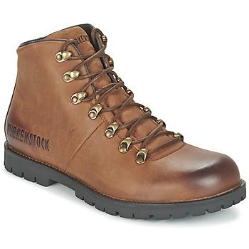Schuhe Herren Boots Birkenstock HANCOCK MEN Noisette