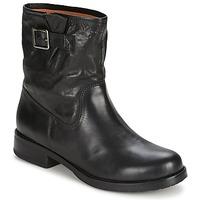 Schuhe Damen Boots Espace ONAGRE Schwarz