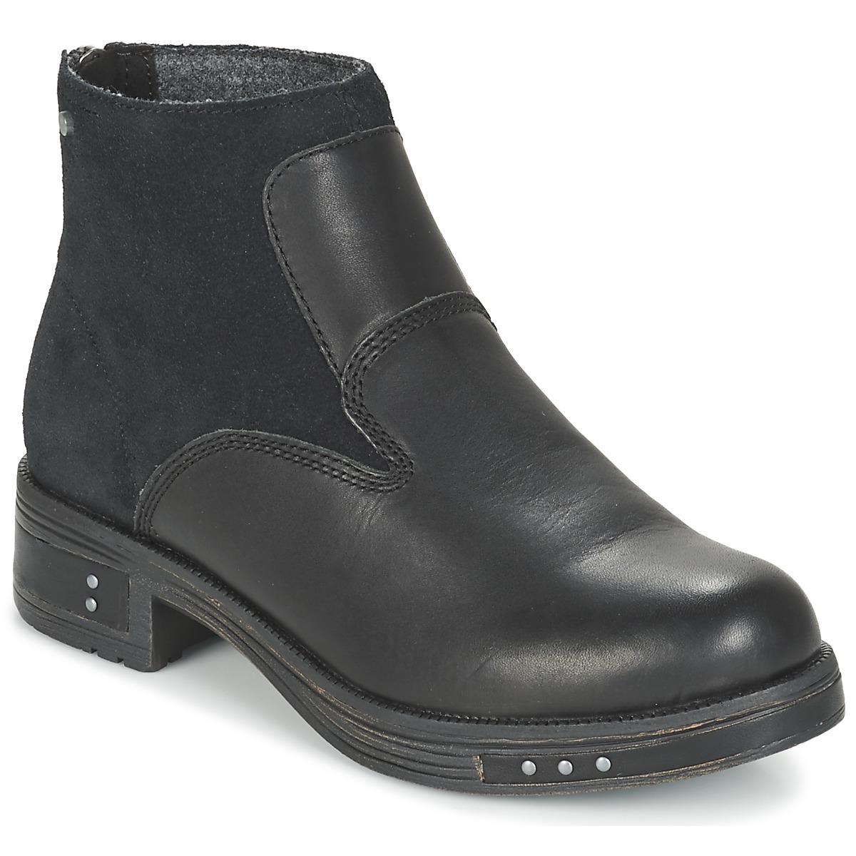 Caterpillar ZOE Schwarz - Kostenloser Versand bei Spartoode ! - Schuhe Low Boots Damen 90,40 €