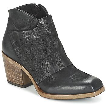 Schuhe Damen Low Boots Mjus RENKY Schwarz