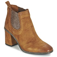 Schuhe Damen Low Boots Mjus TWIGGY Camel