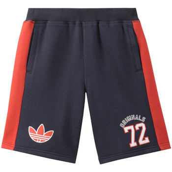 Kleidung Jungen Shorts / Bermudas adidas Performance Junior TD Short Blau