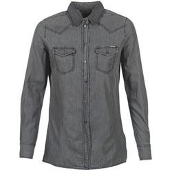 Kleidung Damen Hemden Diesel DE SOVY RE Grau