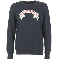 Kleidung Herren Sweatshirts Diesel S JOE GA Schwarz