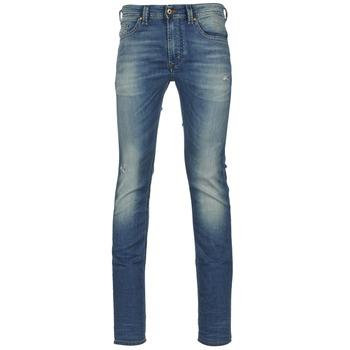 Kleidung Herren Slim Fit Jeans Diesel THAVAR NE Blau / 857X
