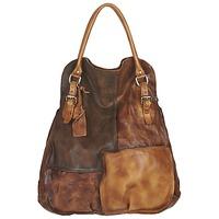 Taschen Damen Handtasche Airstep / A.S.98 LOUZI Braun