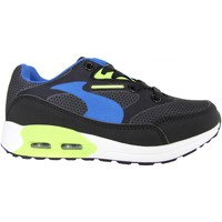 Schuhe Kinder Sneaker Low John Smith RESO M JR 15I Negro