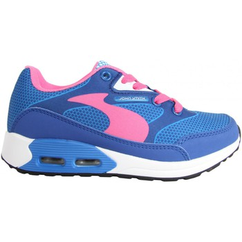 Schuhe Kinder Sneaker Low John Smith RESO M JR 15I Azul