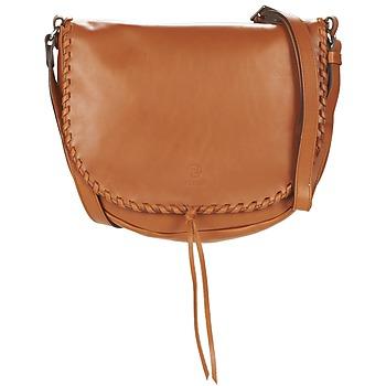 Taschen Damen Umhängetaschen Texier Bags WESTERN Cognac