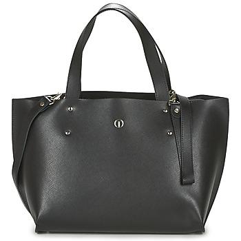 Taschen Damen Handtasche Texier Bags NEO Schwarz