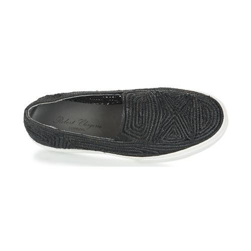 Robert Clergerie TRIBAL Schwarz  Schuhe Slip on Damen 263,20