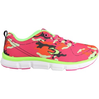 Schuhe Sneaker Low John Smith RASER W 15V Rosa
