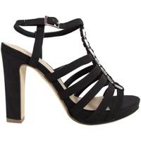 Schuhe Damen Pumps MTNG 58007 Negro