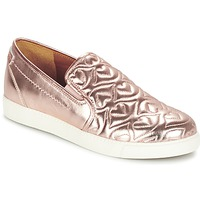 Schuhe Damen Slip on See by Chloé SB27144 Rose / Gold