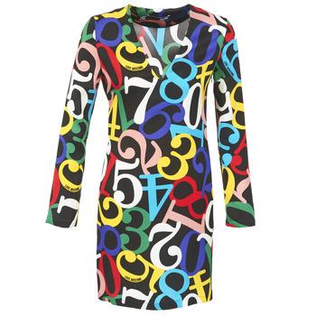 Kleidung Damen Kurze Kleider Love Moschino PICHANI Multifarben