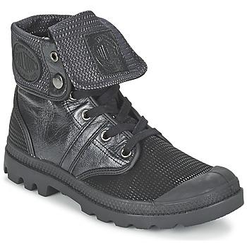 Schuhe Damen Boots Palladium BAGGY GL Schwarz