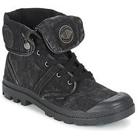 Schuhe Herren Boots Palladium US BAGGY Schwarz