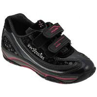 Schuhe Jungen Sneaker Low Swissies Cindy velcro turnschuhe
