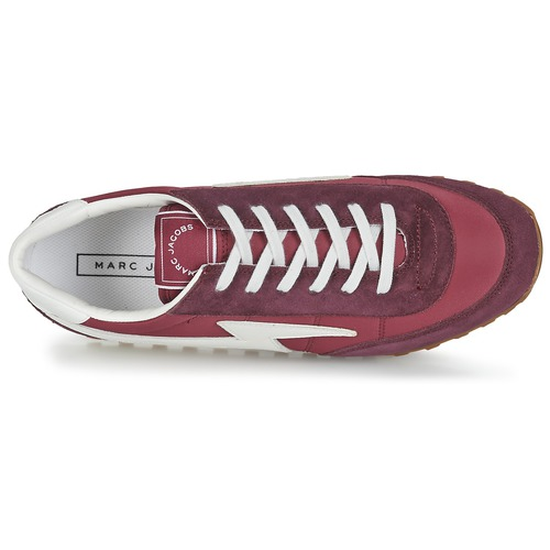 Marc Jacobs LIGHTENING BOLT JOGGER Bordeaux Schuhe Schuhe Bordeaux Sneaker Low Damen 147,50 6aa92a