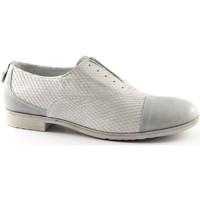 Schuhe Damen Richelieu Café Noir CAF-EB630-GH Bianco