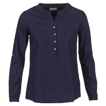Kleidung Damen Hemden Casual Attitude FARANDOLE Marine