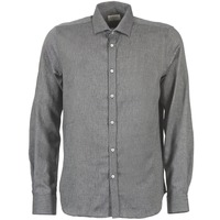Kleidung Herren Langärmelige Hemden Casual Attitude FOLI Grau