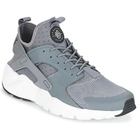 Schuhe Herren Sneaker Low Nike AIR HUARACHE RUN ULTRA Grau