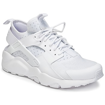 Schuhe Herren Sneaker Low Nike AIR HUARACHE RUN ULTRA Weiss