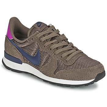 Schuhe Damen Sneaker Low Nike INTERNATIONALIST PREMIUM W Braun