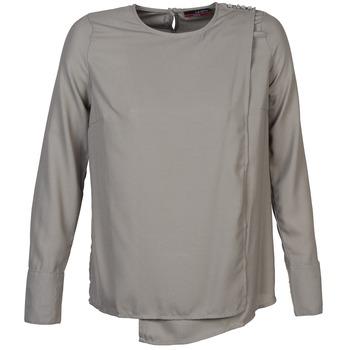 Kleidung Damen Tops / Blusen La City NIETOU Grau