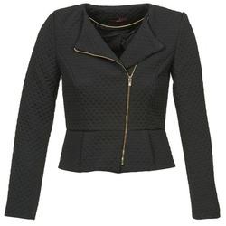 Kleidung Damen Jacken / Blazers La City ARNIE Schwarz