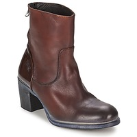 Schuhe Damen Low Boots BKR LOLA Braun