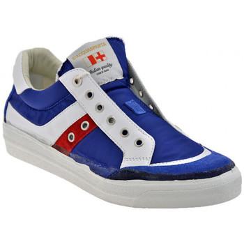 Schuhe Herren Sneaker High D'acquasparta LiverpoolGebrauchteEffectsneakers Blau