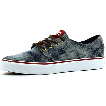 Schuhe Sneaker Low DC Shoes Trase TX Blau