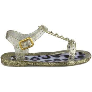 Schuhe Kinder Wassersportschuhe Pablosky Sandale Glitter GOLDEN