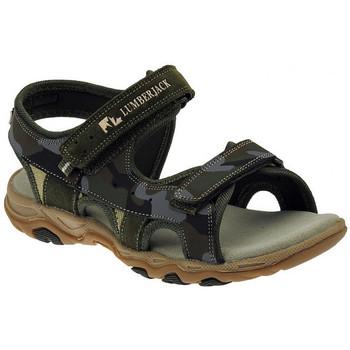 Schuhe Jungen Sandalen / Sandaletten Lumberjack Levi sandalo strappo aperto sandale