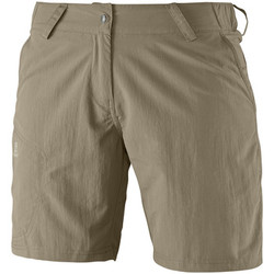 Kleidung Damen Shorts / Bermudas Salomon Elemental Short W Beige