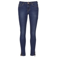 Kleidung Damen Slim Fit Jeans Moony Mood IFABANE Blau