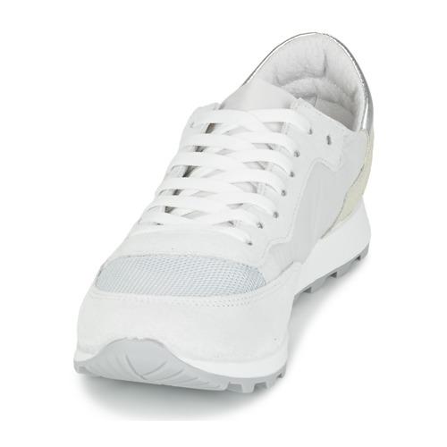 Yurban Fillio Weiss / Beige - Kostenloser Versand Schuhe Sneaker Low Damen 38 mKDAj526