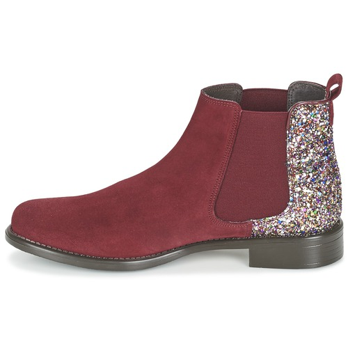 Betty London Boots FREMOUJE Bordeaux  Schuhe Boots London Damen 63,99 affe9e