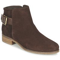 Schuhe Damen Boots Betty London FIAZANE Braun