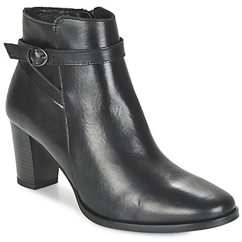 Schuhe Damen Low Boots Betty London FARIANE Schwarz