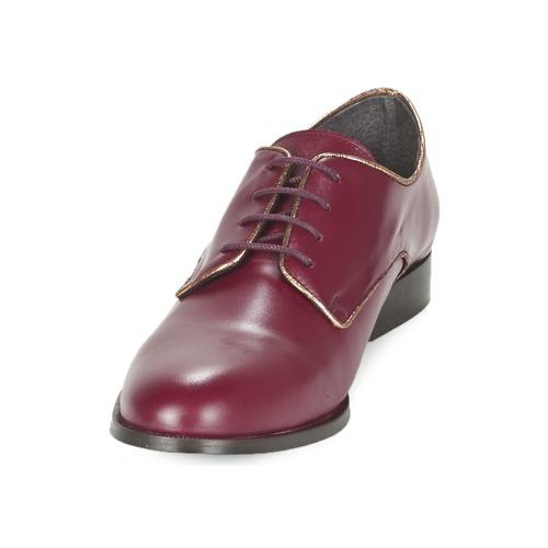 Betty London  FLOJE Bordeaux  London Schuhe Derby-Schuhe Damen 049bc0
