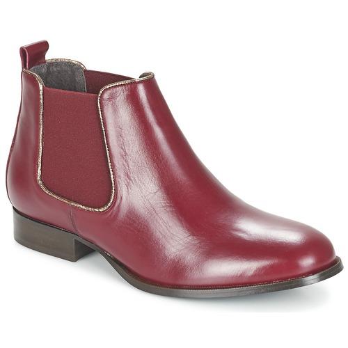 Betty London FOLOIE Bordeaux  Schuhe Boots Damen Damen Boots 67,99 c94c7c