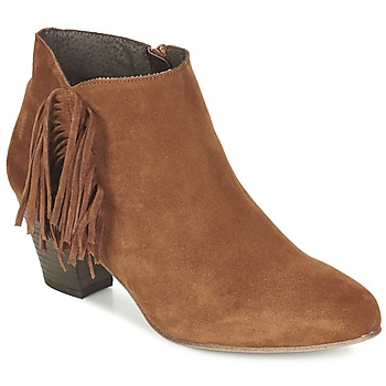 Schuhe Damen Low Boots Betty London FIANIDE Noisette