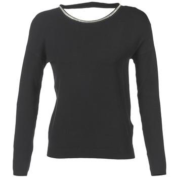 Kleidung Damen Pullover Morgan MERAN Schwarz