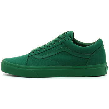 Schuhe Herren Sneaker Low Vans Old Skool Canvas Pack Grün