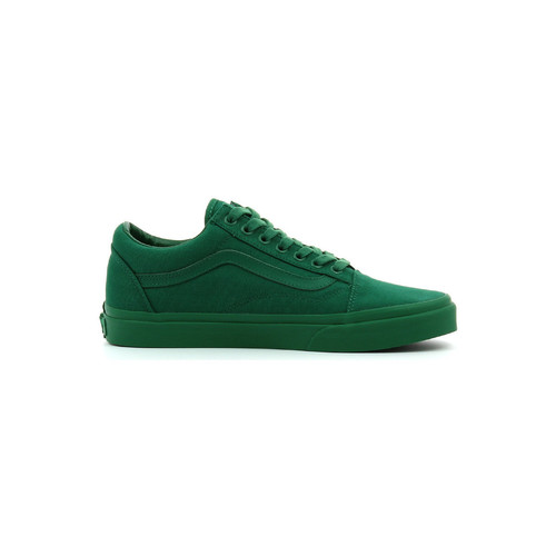 Vans Old Skool Canvas Pack Grün