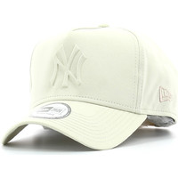 Accessoires Herren Schirmmütze New Era MLB New York Yankees 9FORTY Aframe gel Beige